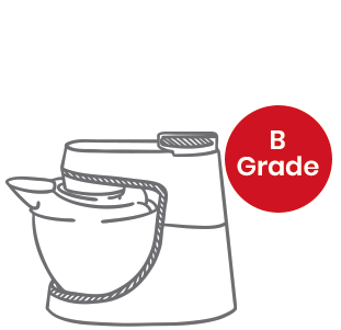 B Grade Catering Equipment