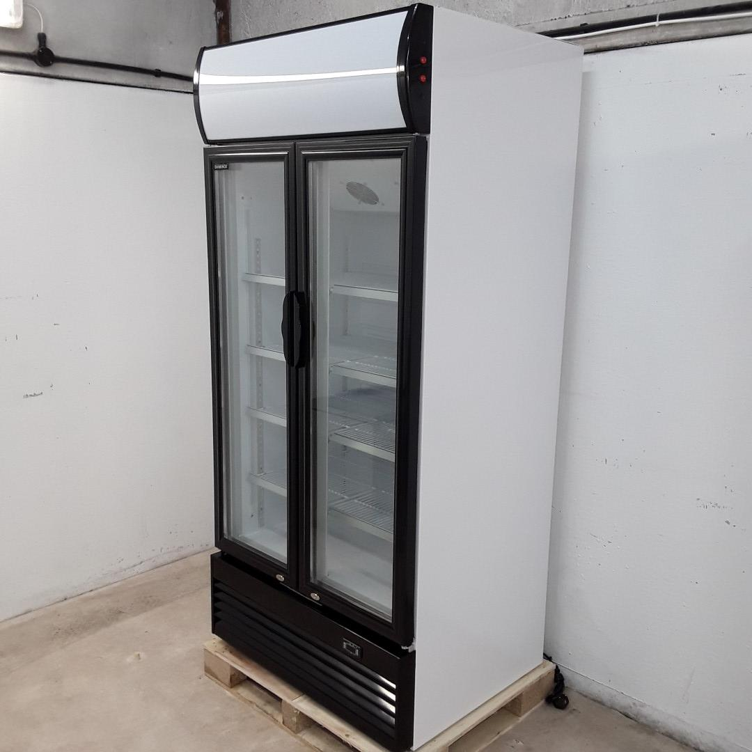 Brand New Diaminox LG-600F Double Upright Display Fridge For Sale