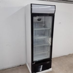 Brand New Diaminox LG-300F Single Glass Display Fridge For Sale