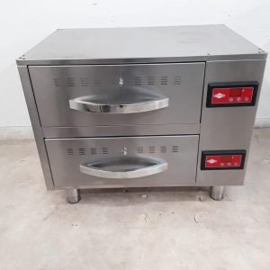 New B Grade Empero EMP.E1-02 Double Warming Drawer For Sale