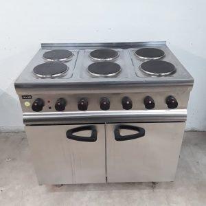Used Lincat ESLR9C 6 Hob Range Cooker For Sale