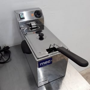 New B Grade MEC FT4 Table Top Fryer For Sale