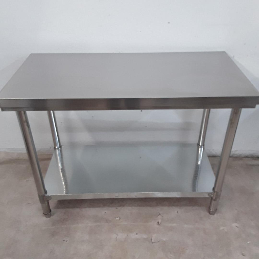 Brand New Diaminox 1200 Stainless Steel Table For Sale