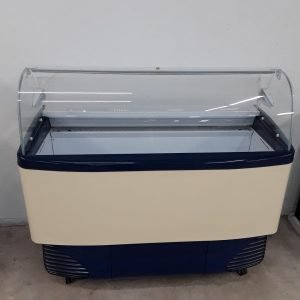 New B Grade ISA Samoa Ice Cream Display Freezer For Sale