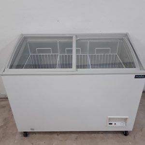 New B Grade Polar CM434 Ice Cream Display Freezer For Sale