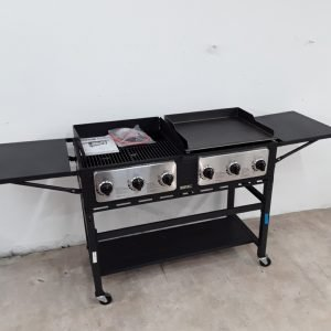New B Grade Buffalo CP240 BBQ Griddle For Sale