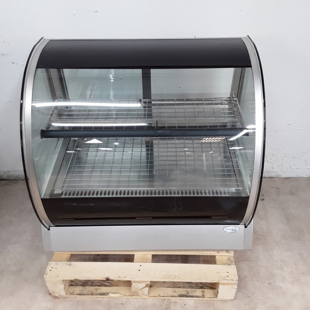 New B Grade Interlevin H-S530A Heated Display Food Warmer For Sale
