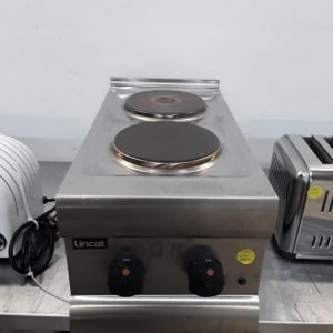 Used Lincat HT3 Double Boiling Top For Sale