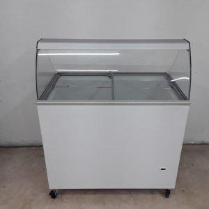 New B Grade Tefcold IC300SC Ice Cream Display Freezer For Sale