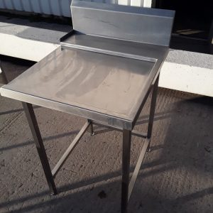 Used   Stainless Steel Dishwasher Table For Sale