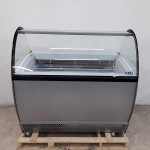 New B Grade ISA ISABELLA LX 10 Ice Cream Display Freezer For Sale