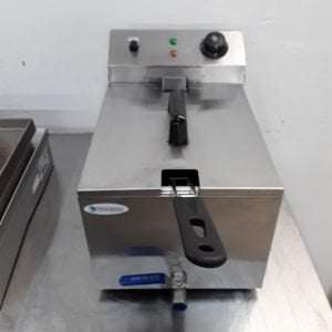 Brand New Professional Kitchen SW10L Single Table Top Fryer 6L For Sale