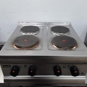 Used Lincat HT6 4 Hob Boiling Top For Sale