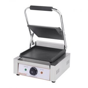 Brand New Imettos 101012 Single Contact Panini Grill For Sale