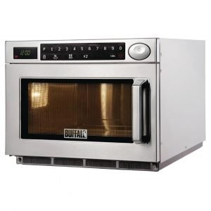 Brand New Buffalo GK640 Microwave Programmable 1850 W For Sale