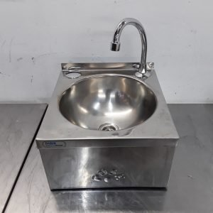 Used   Knee Operated Hand Sink For Sale