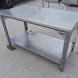 Used Boppas  Stainless Steel Table For Sale