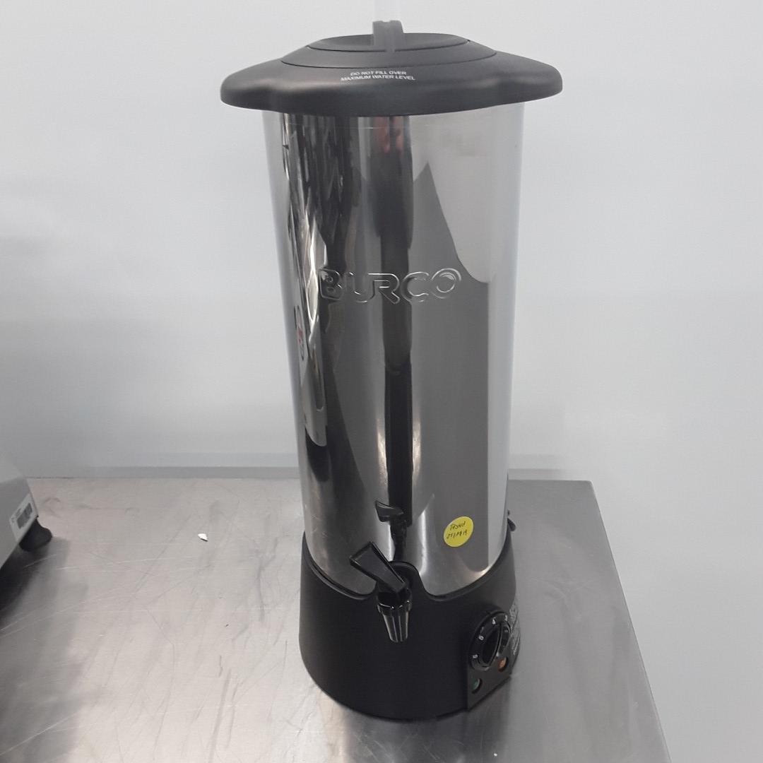 Ex Demo Burco J795 Water Boiler 8 L Manual For Sale