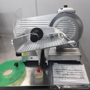 Ex Demo Sirman Mirra 220AIC Meat Slicer 22cm For Sale