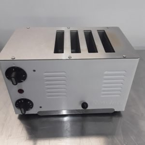 Used Rowlett 4ATW-131 4 Slot Toaster For Sale