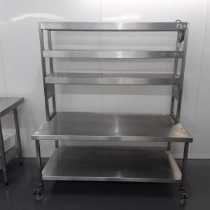 Used   Triple Heated Gantry Table For Sale
