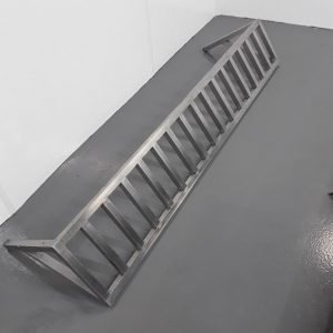 Used   Stainless Steel Draining Shelf For Sale