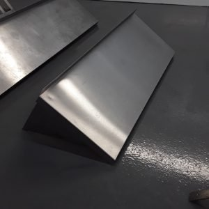 Used   Stainless Steel Wall Shelf For Sale