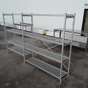 Used   4 Tier Shelves l For Sale