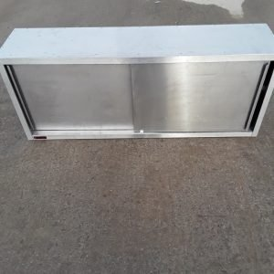 Used   Stainless Steel Wall Cabinet For Sale