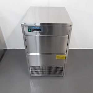 New B Grade Polar GL192 Ice Maker 50 kg For Sale