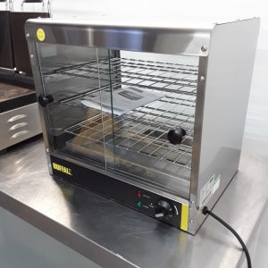 Used Buffalo GF454 Pie Warmer For Sale