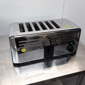 Used Burco CF415 6 Slot Toaster For Sale