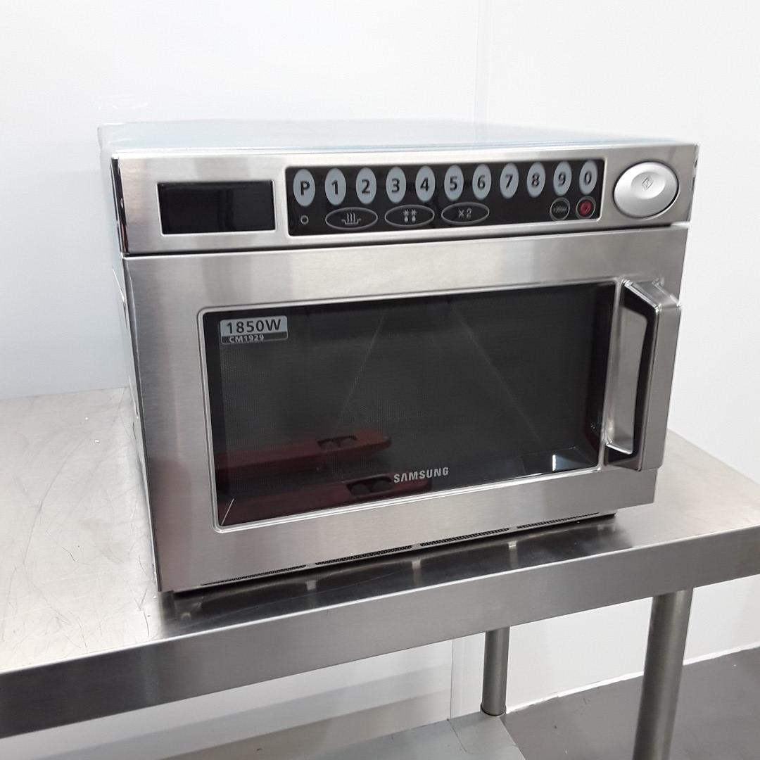 New B Grade Samsung CM1929 Microwave Programmable 1850W For Sale
