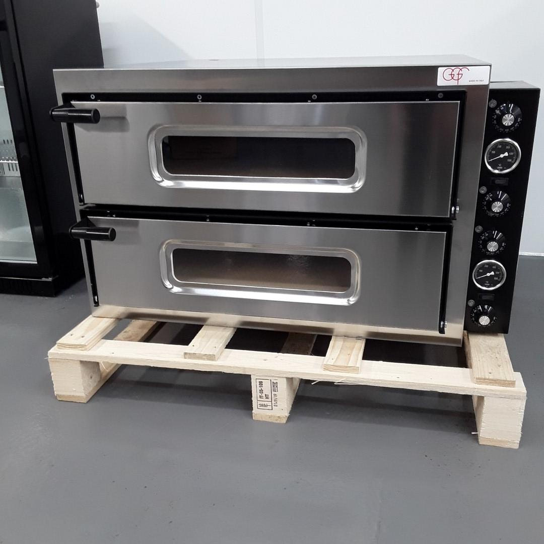 Brand New GGF Basic 44 Double Pizza Oven For Sale