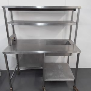 Used   Heated Gantry Table For Sale