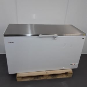 New B Grade Elcold EL53 SS Chest Freezer For Sale