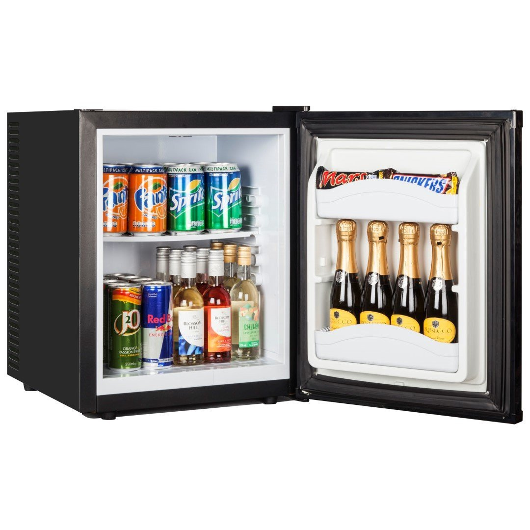 brand new interlevin mb35 mini bar fridge 39cmw x 46cmd x