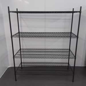 Used   4 Tier Shelves For Sale
