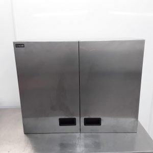 Used Lincat  Stainless Steel Wall Cabinet For Sale