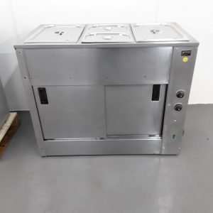 Used Victor  Hot Cupboard Dry Bain Marie For Sale