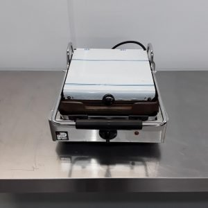 Used Parry KPCGS Single Contact Panini Grill For Sale