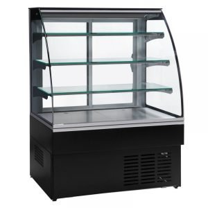 Brand New Trimco Zurich 11 100 Choc Chilled Chocolate Display Cabinet For Sale