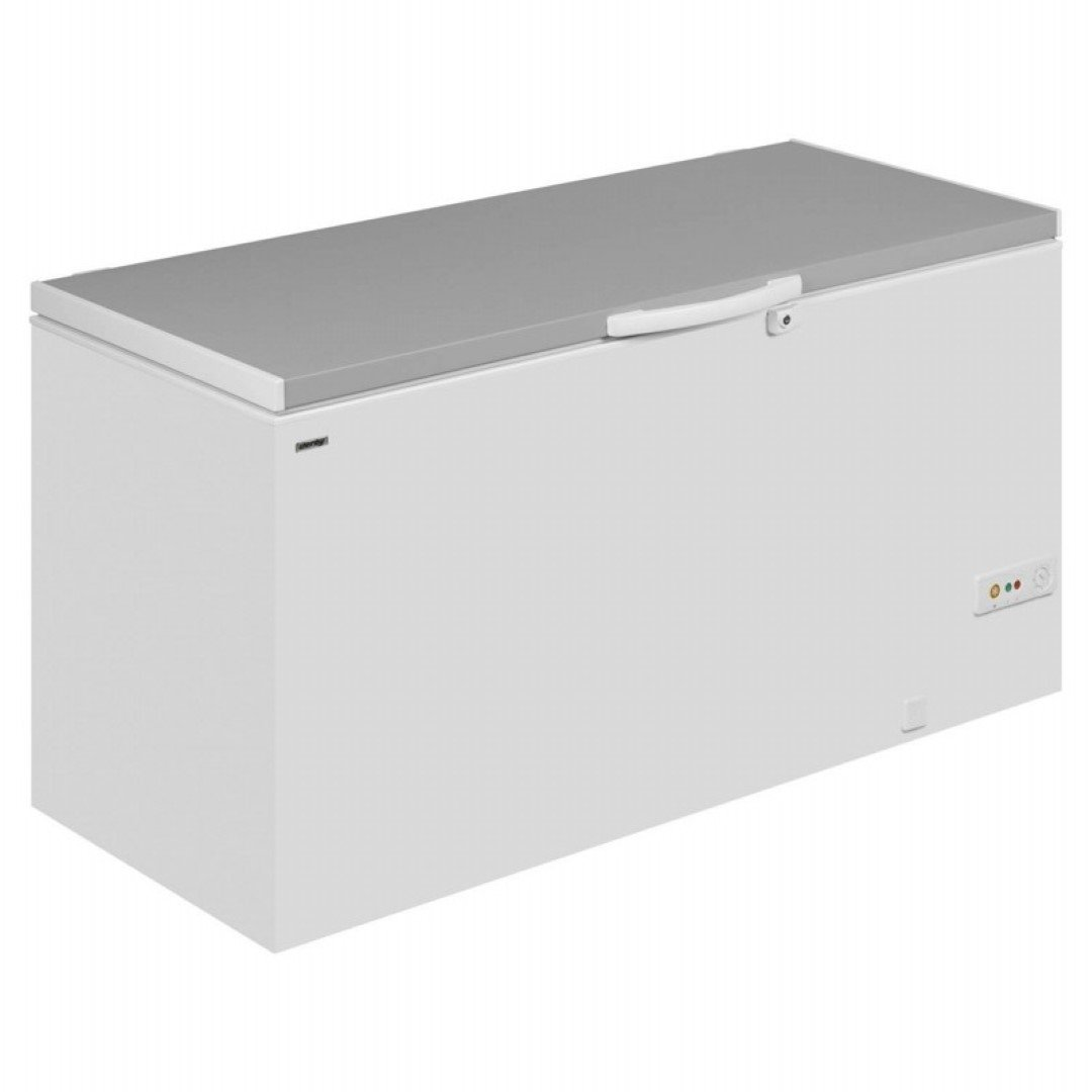 Brand New Derby F58S Chest Freezer Stainless Top For Sale