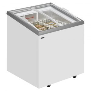 Brand New Derby EK37C Ice Cream Display Freezer For Sale