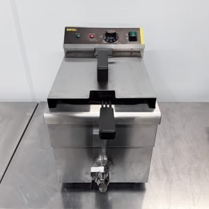Ex Demo Buffalo CP793 Single Induction Fryer For Sale