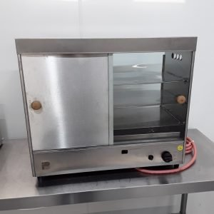 Used Parry  Heated Display Pie Warmer LPG For Sale