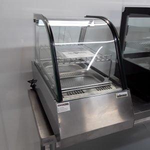 Ex Demo Infernus R-60 Heated Display Food Warmer Dry For Sale