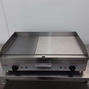 Brand New Infernus INEG-75 50/50 Flat Ridged Griddle For Sale