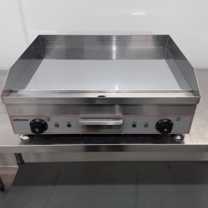 Brand New Infernus INEG-60 CHR Flat Griddle Chrome For Sale