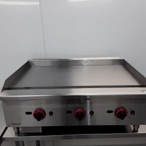 Brand New Infernus G90 15mm Flat Griddle Heavy Duty For Sale